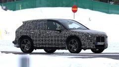 BMW iNext, il prototipo a collaudo sulle nevi artiche - Immagine: 7