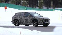 BMW iNext, il prototipo a collaudo sulle nevi artiche - Immagine: 1