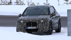 BMW iNext, il prototipo a collaudo sulle nevi artiche - Immagine: 9