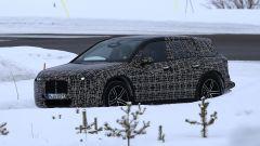 BMW iNext, il prototipo a collaudo sulle nevi artiche - Immagine: 10