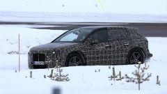 BMW iNext, il prototipo a collaudo sulle nevi artiche - Immagine: 11