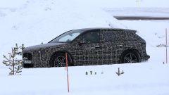 BMW iNext, il prototipo a collaudo sulle nevi artiche - Immagine: 12