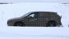BMW iNext, il prototipo a collaudo sulle nevi artiche - Immagine: 13