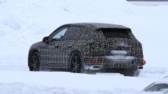 BMW iNext, il prototipo a collaudo sulle nevi artiche - Immagine: 14