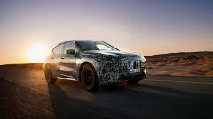BMW iNext: produzione dal 2021