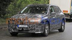BMW iNext, una delle nuove foto spia