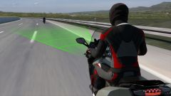BMW introduce sulle moto l'Adaptive Cruise Control - Immagine: 1