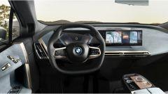 BMW iX 2021: gli interni