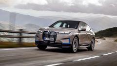 BMW iX 2021: il nuovo SUV elettrico tedesco