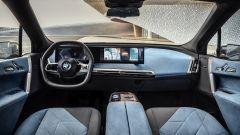 BMW iX 2021: interno extra lusso