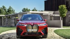 BMW iX: frontale