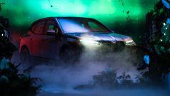 BMW iX, il primo SUV elettrico dell'Elica