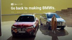 BMW iX, dal web pioggia di critiche. La risposta è geniale - Immagine: 2