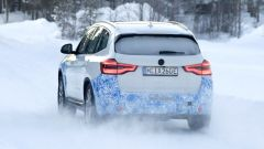 BMW iX3: continua lo sviluppo del SUV elettrico - Immagine: 3