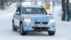 BMW iX3: continua lo sviluppo del SUV elettrico - Immagine: 4