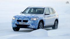 BMW iX3: continua lo sviluppo del SUV elettrico - Immagine: 13