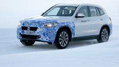 BMW iX3: continua lo sviluppo del SUV elettrico - Immagine: 1