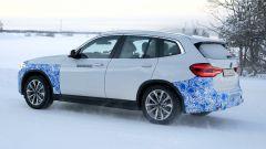 BMW iX3: continua lo sviluppo del SUV elettrico - Immagine: 8