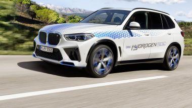 BMW iX5 Hydrogen