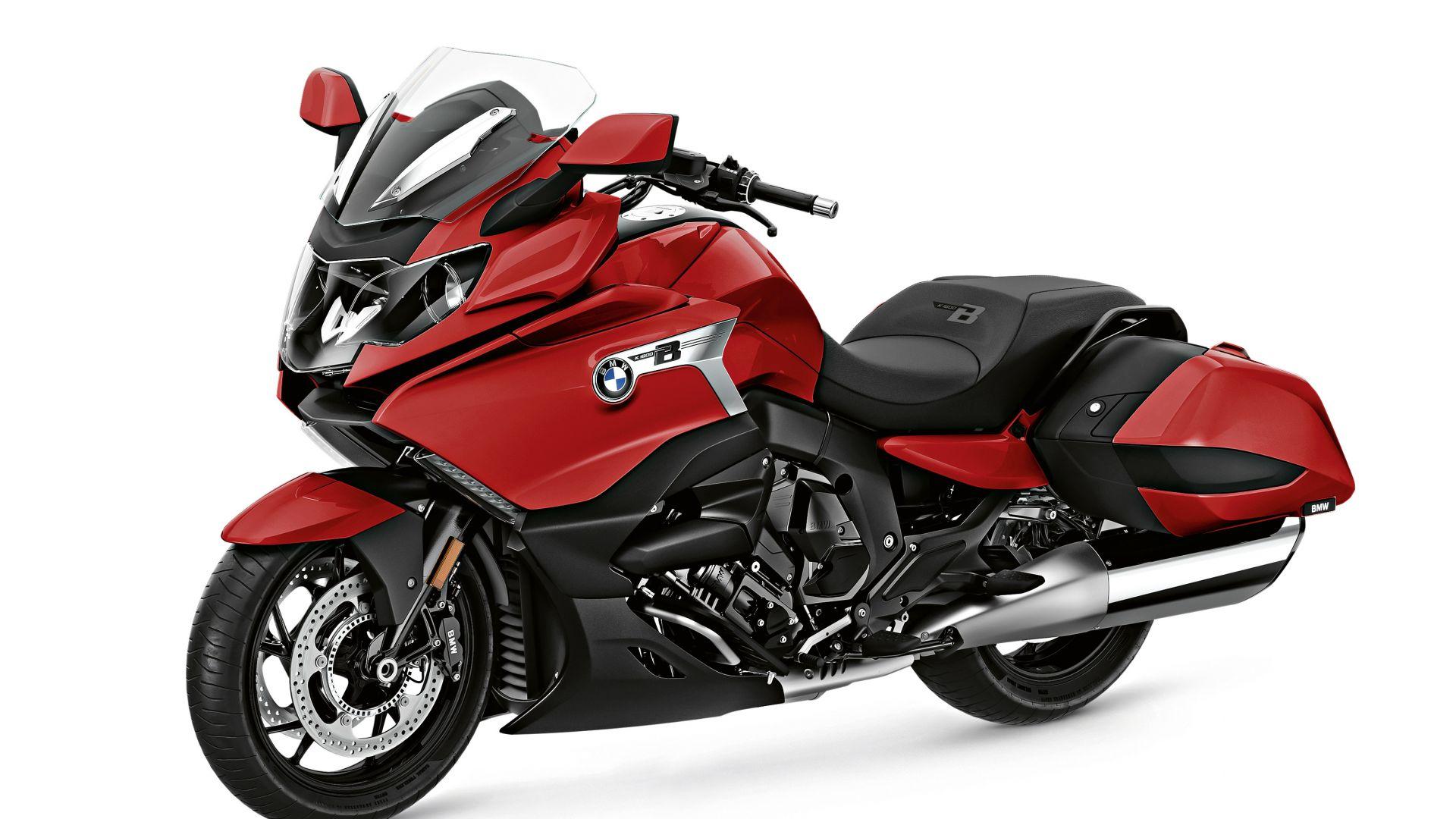 Novità BMW 2021: R 1250 GS, R 1250 RS, K 1600, S 1000 XR e