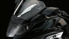 BMW K 1600 B, il cupolino