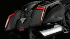 BMW K 1600 B, il lato B