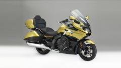 BMW K 1600 Grand America color Austin Yellow