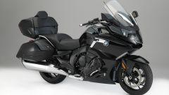 BMW K 1600 Grand America: colorazione Blackstorm metallic (metallizzato)
