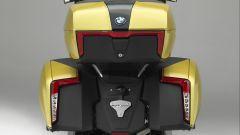 BMW K 1600 Grand America: dettaglio del posteriore