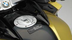 BMW K 1600 Grand America: dettaglio del serbatoio