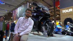BMW K 1600 Grand America: a EICMA la nuova supertourer [VIDEO] - Immagine: 1