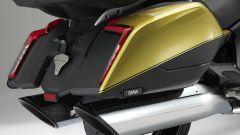 BMW K 1600 Grand America: le borse laterali fisse