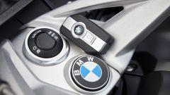 BMW K 1600 GT 2017, la chiave