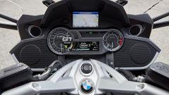 BMW K 1600 GT 2017, ritocchi alla strumentazione