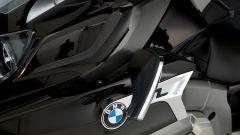 BMW K 1600 GTL 2017, deflettore paramani