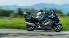 2.000 km in sella alla BMW K 1600 GTL: la prova su strada - Immagine: 4