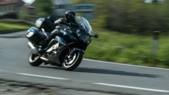 2.000 km in sella alla BMW K 1600 GTL: la prova su strada - Immagine: 5