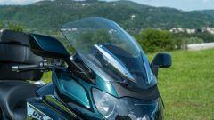 2.000 km in sella alla BMW K 1600 GTL: la prova su strada - Immagine: 10