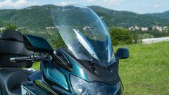 2.000 km in sella alla BMW K 1600 GTL: la prova su strada - Immagine: 9
