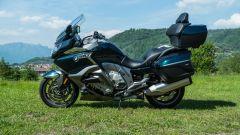 2.000 km in sella alla BMW K 1600 GTL: la prova su strada - Immagine: 7