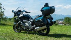 2.000 km in sella alla BMW K 1600 GTL: la prova su strada - Immagine: 8