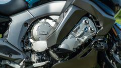 2.000 km in sella alla BMW K 1600 GTL: la prova su strada - Immagine: 15
