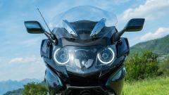 2.000 km in sella alla BMW K 1600 GTL: la prova su strada - Immagine: 19