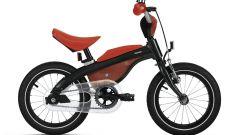 Bmw Kids Bike, pensata per bambini dai due e mezzo ai sei anni di età