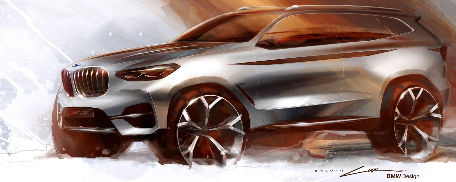 BMW: la nuova X3 elettrica e tutte le EV che verranno ...