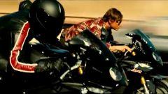 BMW: la S1000 RR star con Tom Cruise - Immagine: 1