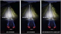 BMW Laser Light - Immagine: 4