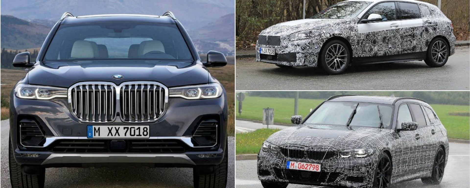 BMW, le novità in arrivo nel 2019
