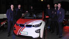 BMW: l'EA7 Olimpia Milano viaggia in X3 - Immagine: 3