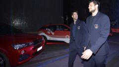 BMW: l'EA7 Olimpia Milano viaggia in X3 - Immagine: 5